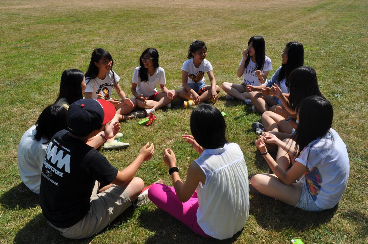 Summer Camp in the UK | PLHKS